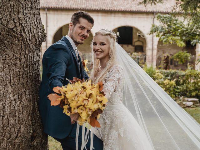 Il matrimonio di Davide e Giulia a Campolongo Maggiore, Venezia 48