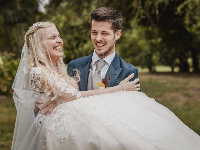 Il matrimonio di Davide e Giulia a Campolongo Maggiore, Venezia 49