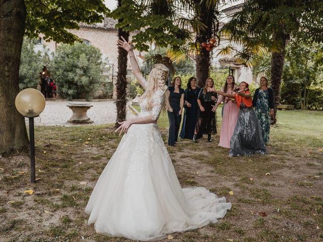Il matrimonio di Davide e Giulia a Campolongo Maggiore, Venezia 52