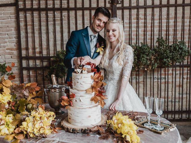 Il matrimonio di Davide e Giulia a Campolongo Maggiore, Venezia 55