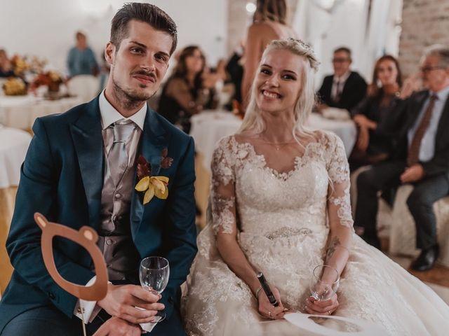 Il matrimonio di Davide e Giulia a Campolongo Maggiore, Venezia 61