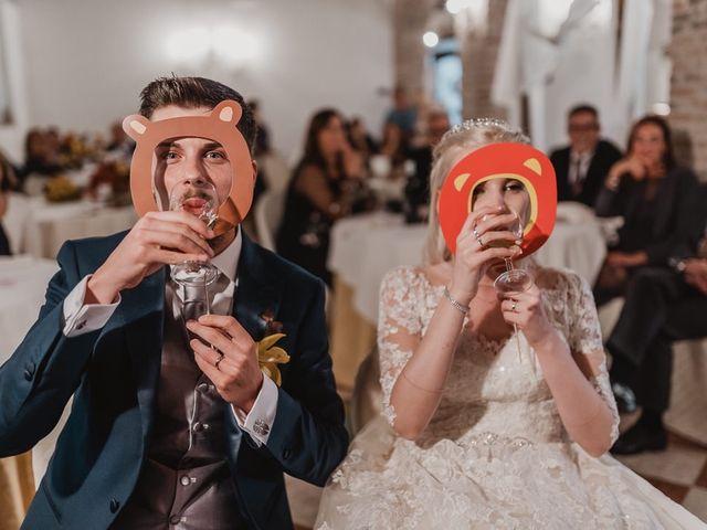 Il matrimonio di Davide e Giulia a Campolongo Maggiore, Venezia 62