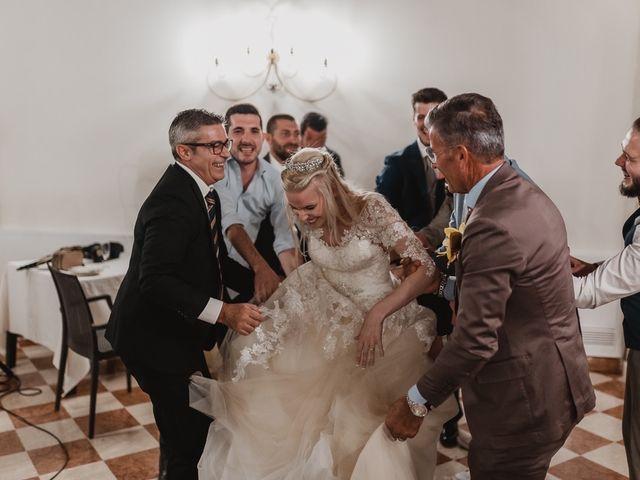 Il matrimonio di Davide e Giulia a Campolongo Maggiore, Venezia 69
