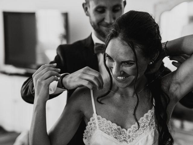 Il matrimonio di Mattia e Angela a Albarella, Rovigo 8