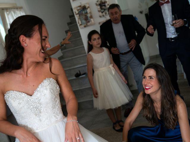 Il matrimonio di Mattia e Angela a Albarella, Rovigo 10