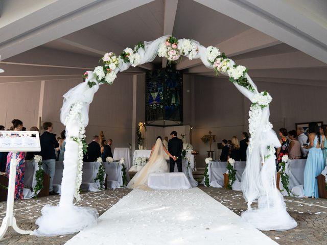 Il matrimonio di Mattia e Angela a Albarella, Rovigo 19