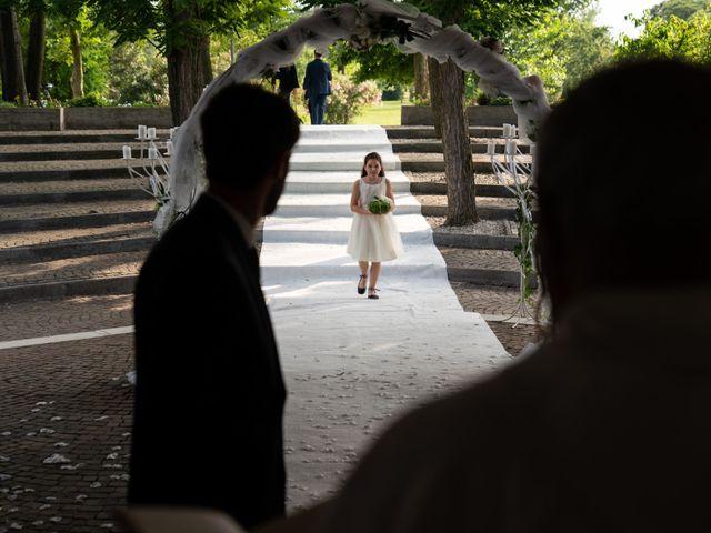 Il matrimonio di Mattia e Angela a Albarella, Rovigo 22
