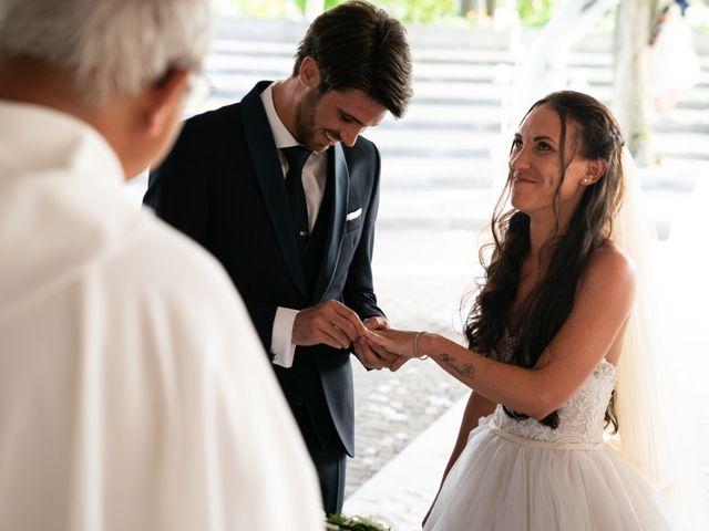 Il matrimonio di Mattia e Angela a Albarella, Rovigo 23