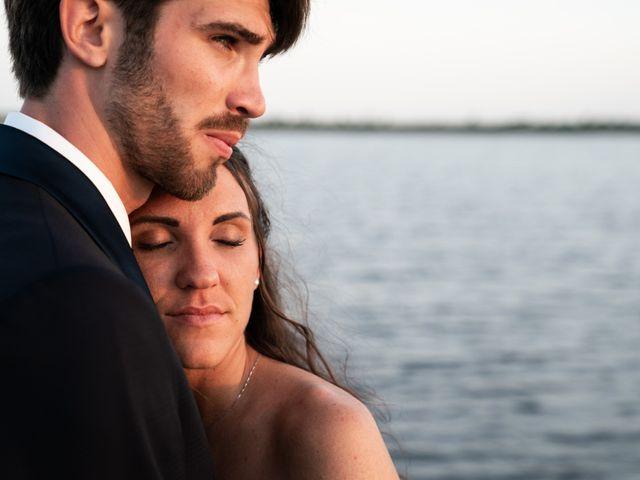 Il matrimonio di Mattia e Angela a Albarella, Rovigo 33