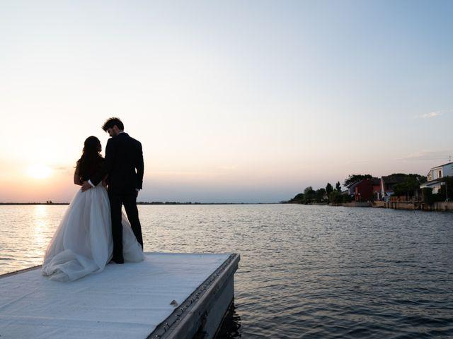 Il matrimonio di Mattia e Angela a Albarella, Rovigo 34
