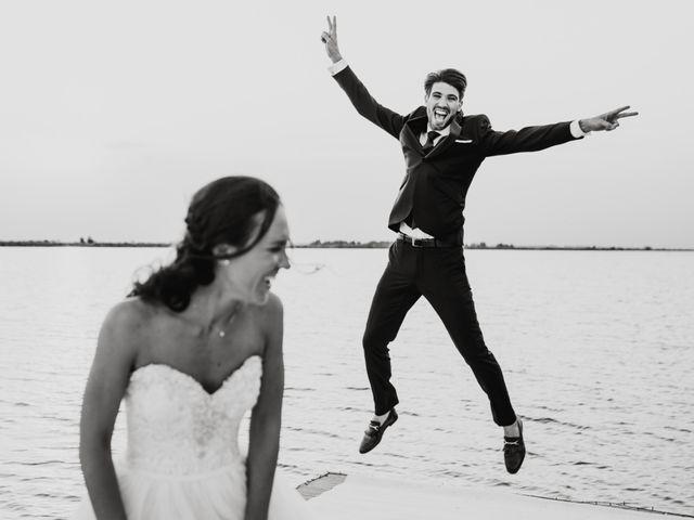 Il matrimonio di Mattia e Angela a Albarella, Rovigo 35