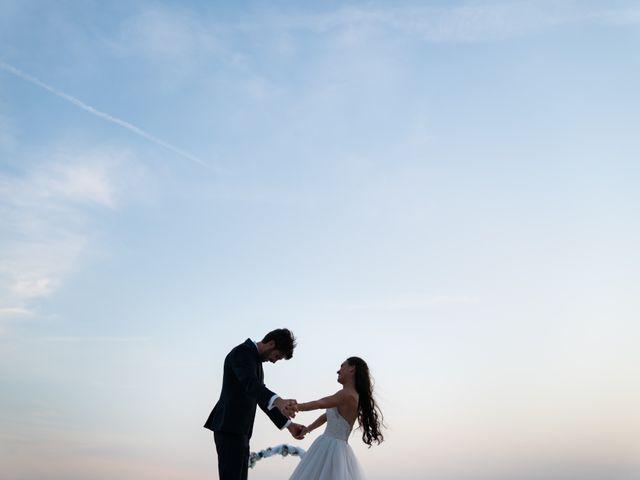 Il matrimonio di Mattia e Angela a Albarella, Rovigo 36