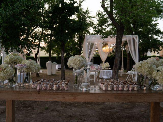 Il matrimonio di Mattia e Angela a Albarella, Rovigo 39