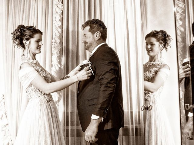 Il matrimonio di Giosuè e Sabrina a Calvisano, Brescia 7