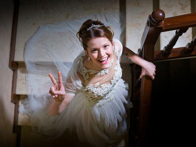 Il matrimonio di Giosuè e Sabrina a Calvisano, Brescia 12