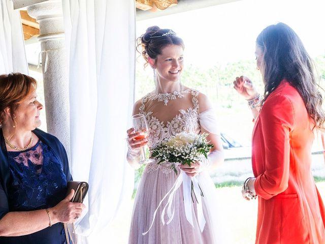 Il matrimonio di Giosuè e Sabrina a Calvisano, Brescia 13