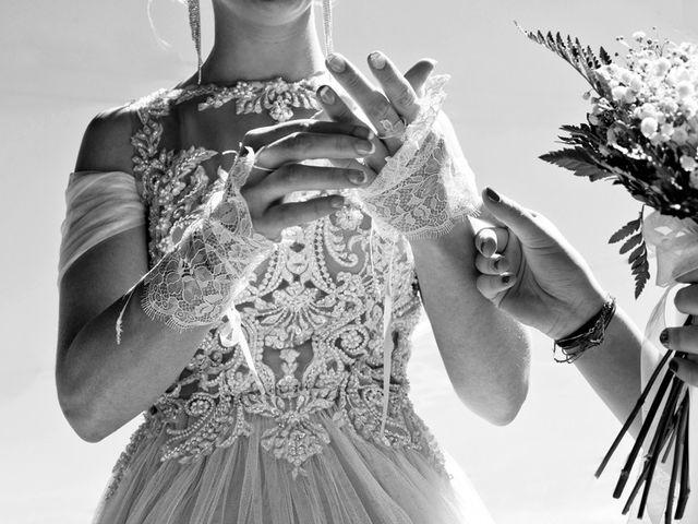 Il matrimonio di Giosuè e Sabrina a Calvisano, Brescia 16