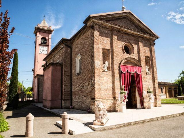 Il matrimonio di Giosuè e Sabrina a Calvisano, Brescia 18