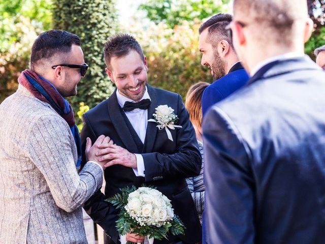Il matrimonio di Giosuè e Sabrina a Calvisano, Brescia 25