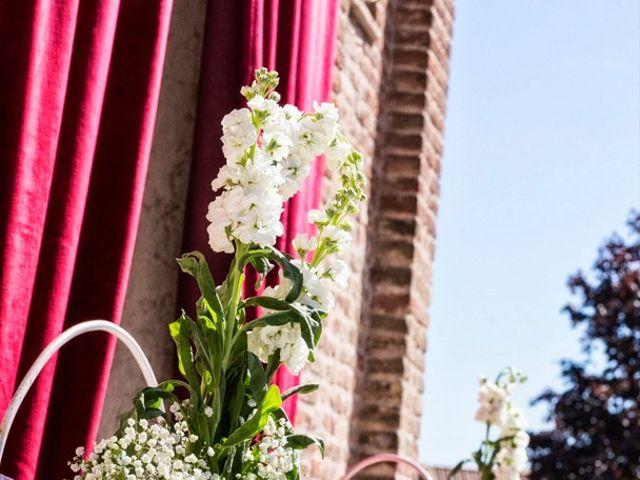 Il matrimonio di Giosuè e Sabrina a Calvisano, Brescia 26