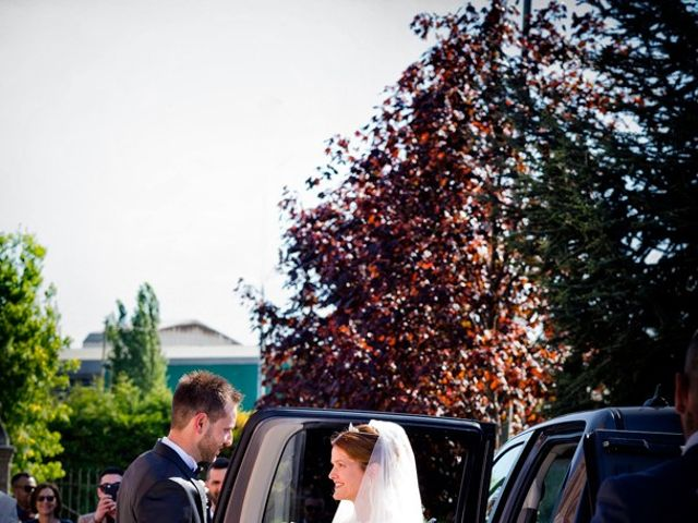 Il matrimonio di Giosuè e Sabrina a Calvisano, Brescia 32