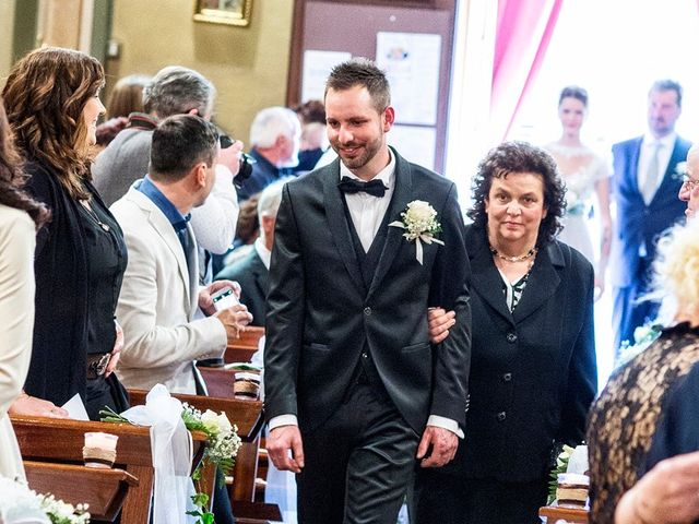 Il matrimonio di Giosuè e Sabrina a Calvisano, Brescia 34