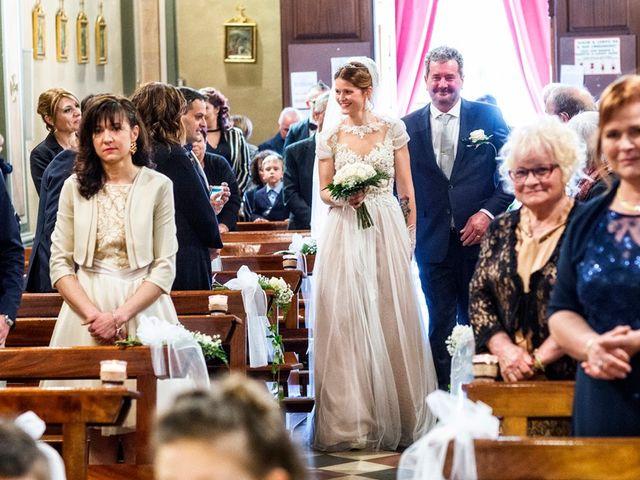 Il matrimonio di Giosuè e Sabrina a Calvisano, Brescia 35