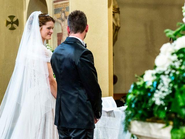 Il matrimonio di Giosuè e Sabrina a Calvisano, Brescia 37