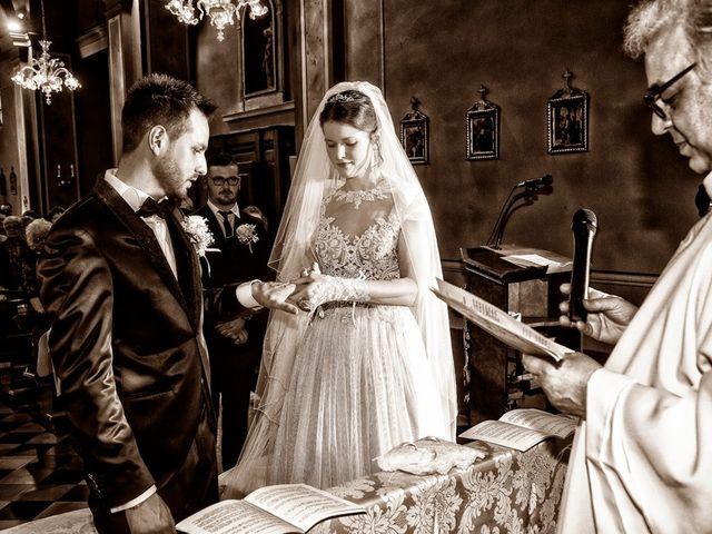 Il matrimonio di Giosuè e Sabrina a Calvisano, Brescia 39