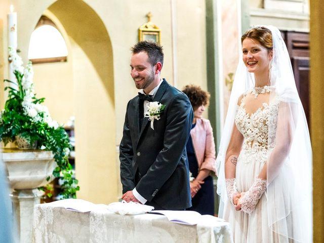 Il matrimonio di Giosuè e Sabrina a Calvisano, Brescia 44