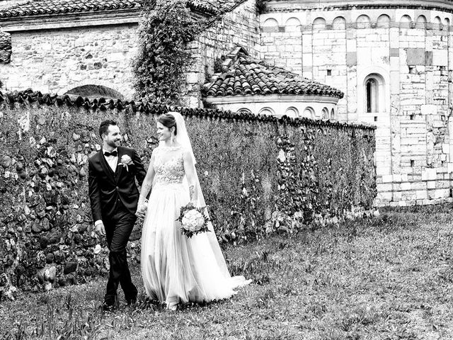 Il matrimonio di Giosuè e Sabrina a Calvisano, Brescia 52