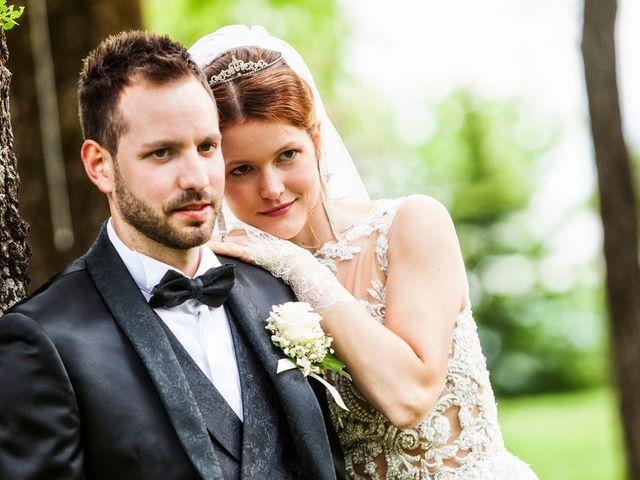 Il matrimonio di Giosuè e Sabrina a Calvisano, Brescia 55