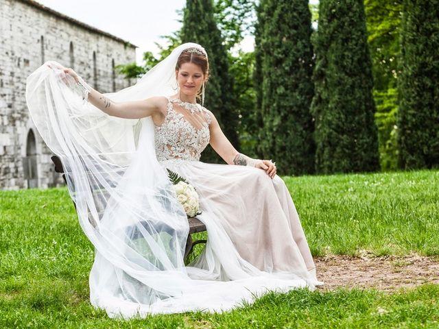 Il matrimonio di Giosuè e Sabrina a Calvisano, Brescia 57