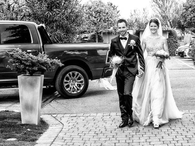 Il matrimonio di Giosuè e Sabrina a Calvisano, Brescia 62