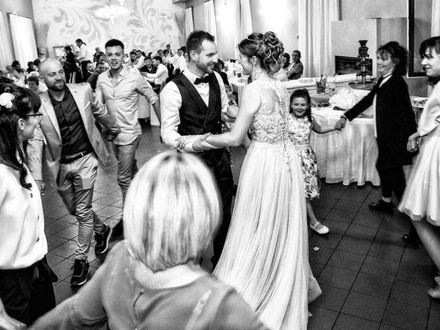 Il matrimonio di Giosuè e Sabrina a Calvisano, Brescia 74