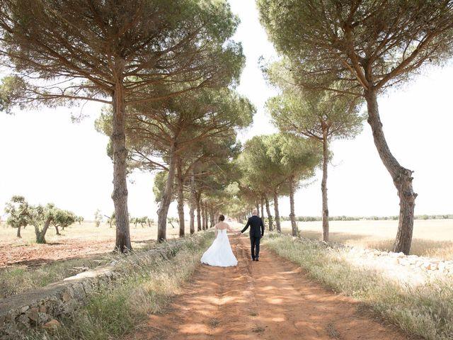 Il matrimonio di Piero e Maria Angela a Lecce, Lecce 2