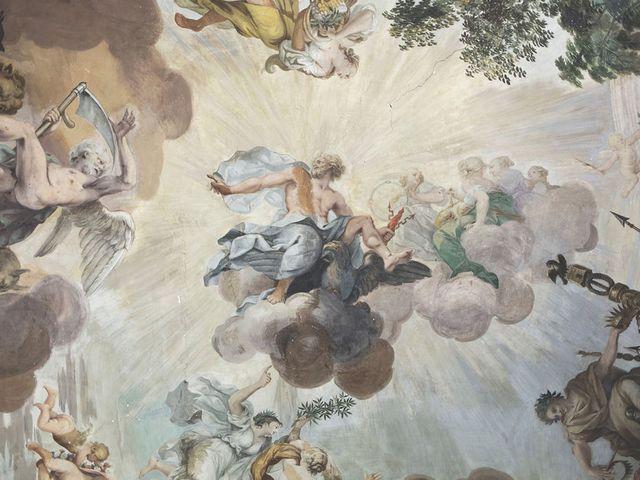 Il matrimonio di Pierre e Giulia a Bomarzo, Viterbo 16