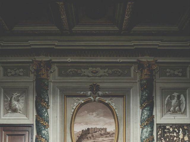 Il matrimonio di Pierre e Giulia a Bomarzo, Viterbo 18