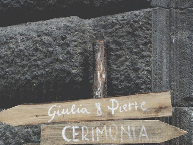 Il matrimonio di Pierre e Giulia a Bomarzo, Viterbo 20