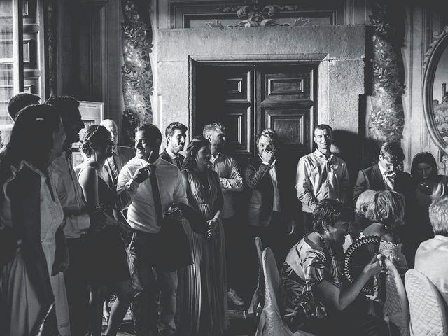 Il matrimonio di Pierre e Giulia a Bomarzo, Viterbo 24