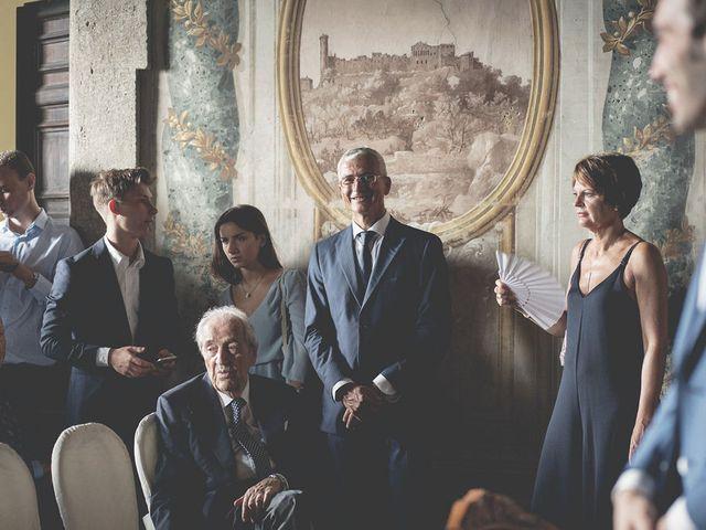 Il matrimonio di Pierre e Giulia a Bomarzo, Viterbo 26
