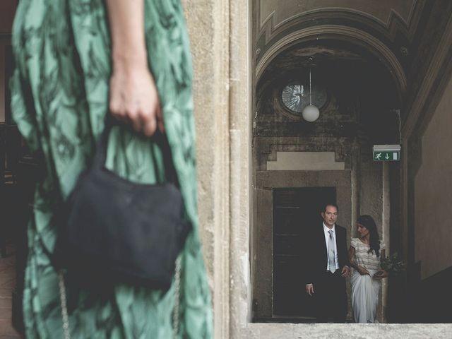 Il matrimonio di Pierre e Giulia a Bomarzo, Viterbo 33