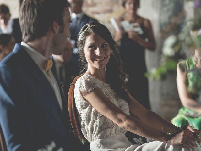 Il matrimonio di Pierre e Giulia a Bomarzo, Viterbo 37