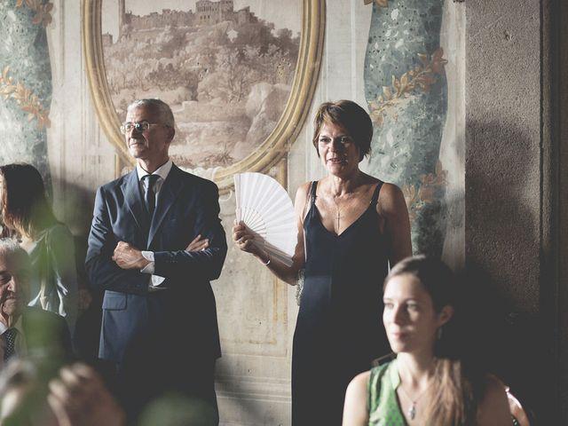 Il matrimonio di Pierre e Giulia a Bomarzo, Viterbo 39