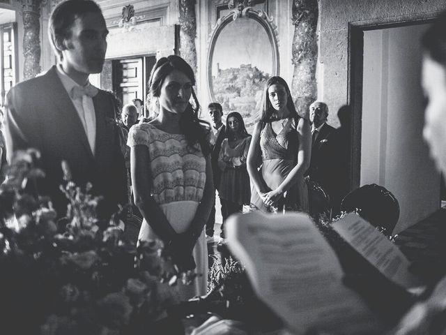 Il matrimonio di Pierre e Giulia a Bomarzo, Viterbo 40