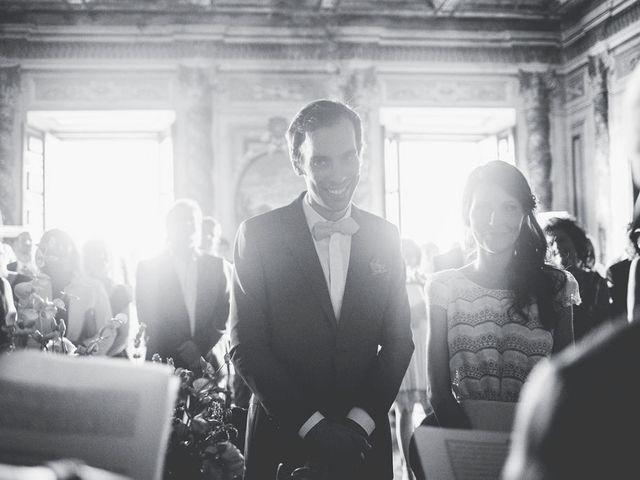 Il matrimonio di Pierre e Giulia a Bomarzo, Viterbo 41