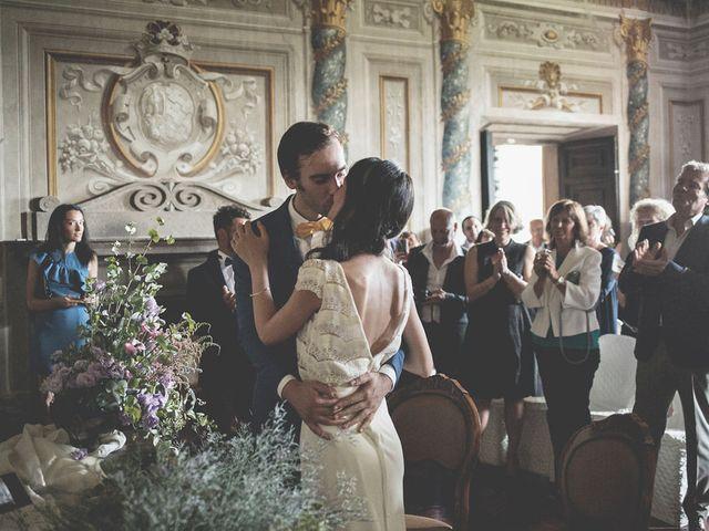 Il matrimonio di Pierre e Giulia a Bomarzo, Viterbo 44