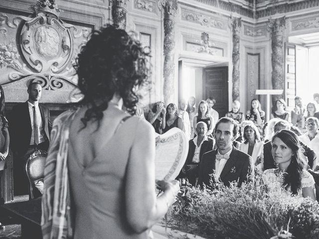 Il matrimonio di Pierre e Giulia a Bomarzo, Viterbo 46