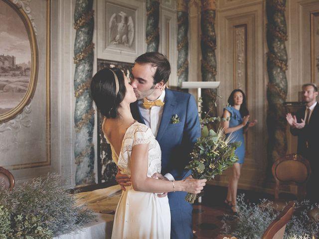 Il matrimonio di Pierre e Giulia a Bomarzo, Viterbo 47