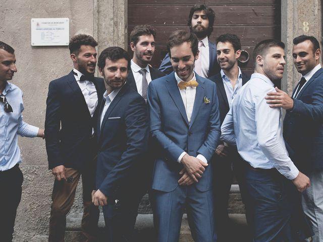 Il matrimonio di Pierre e Giulia a Bomarzo, Viterbo 54